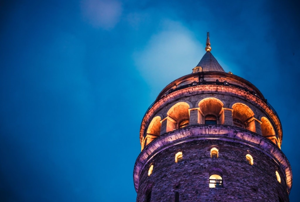 Galata-Tower in Istanbul