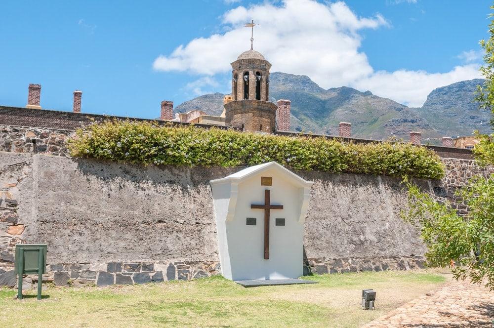 Halloween-Reiseziele: Castle of good hope in Südafrika