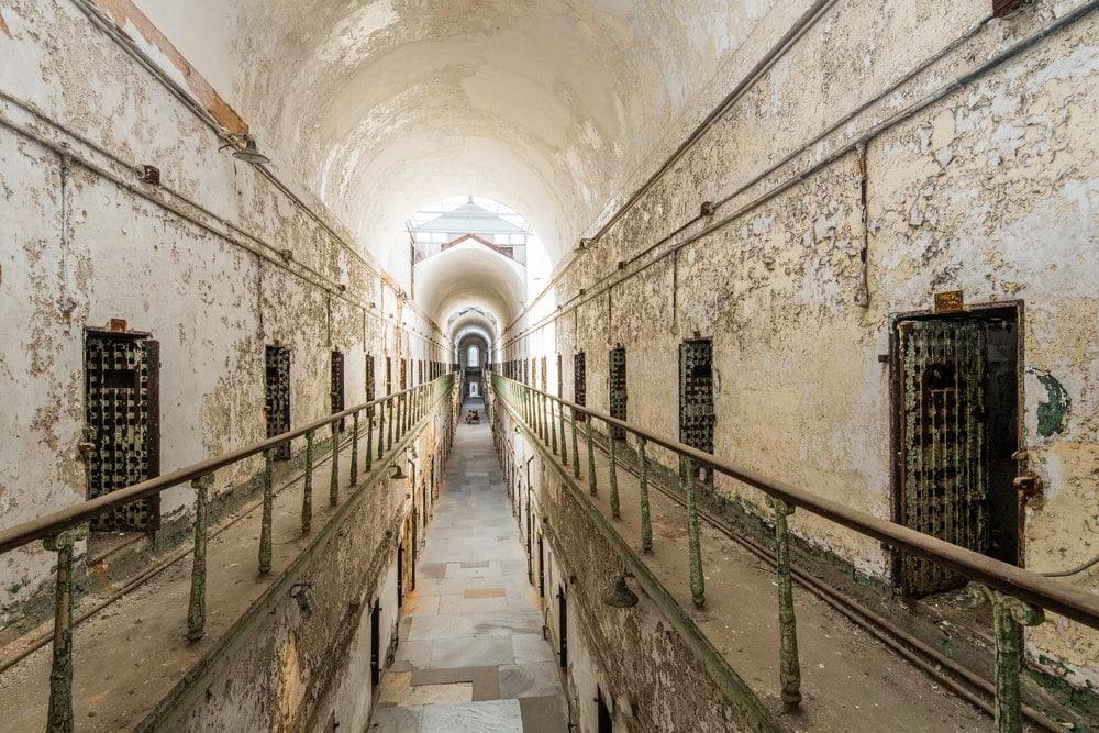 Eastern State Penitentiary. Philadelphia, Pennsylvania