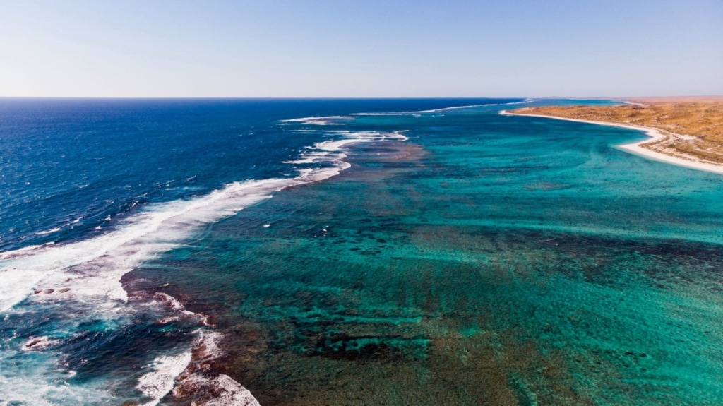 Ningaloo Reef in Westaustralien