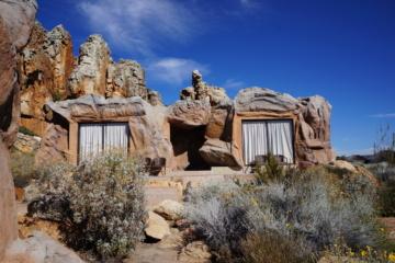 Ungewöhnliche Hotels in Südafrika: Kagga Kamma Nature Reserve