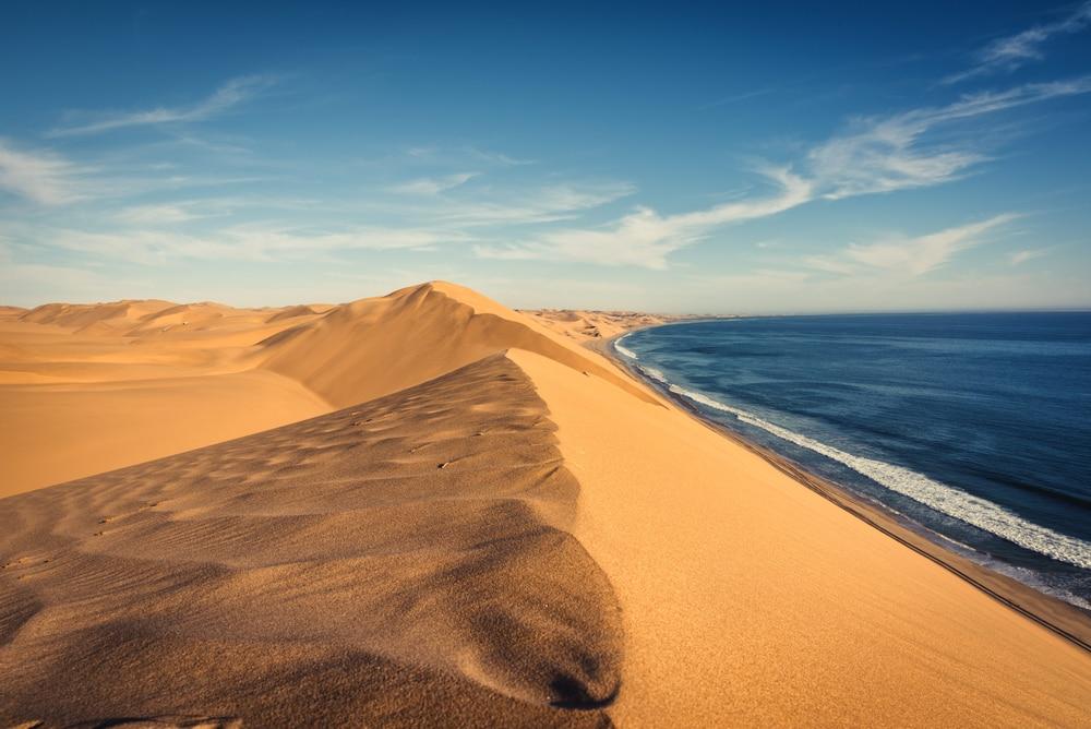 Namibwüste bei Skakopmund