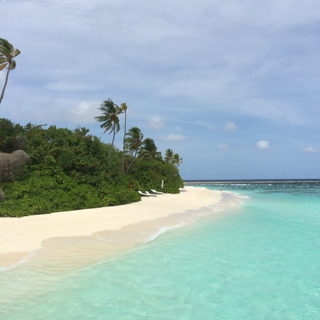 Strand im Park Hyatt Maldives