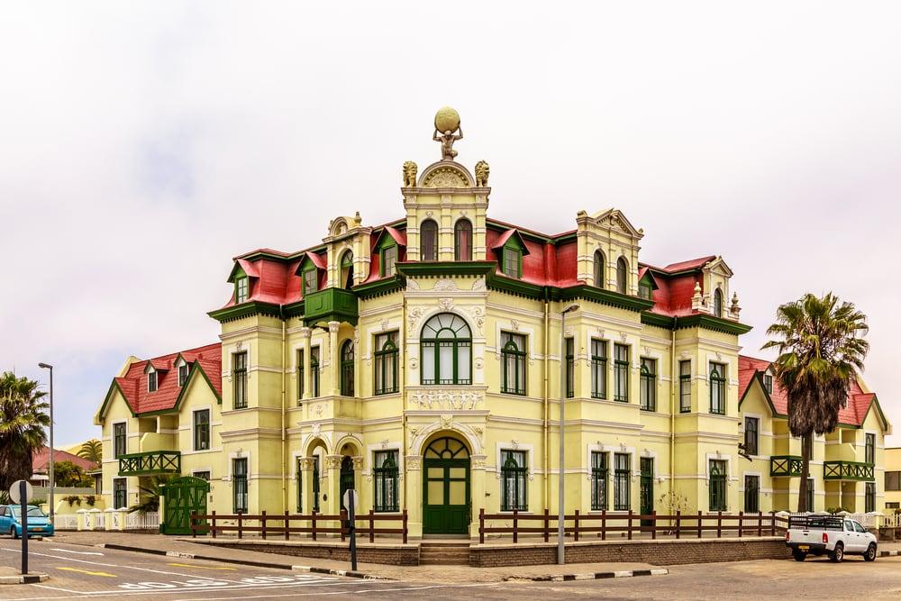 Historisches Gebäude in Swakopmund