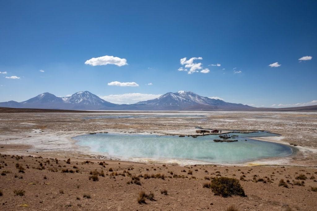 Termas de Polloquere in Chile