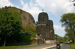 Mit dem Motorrad im Westerwald urlauben