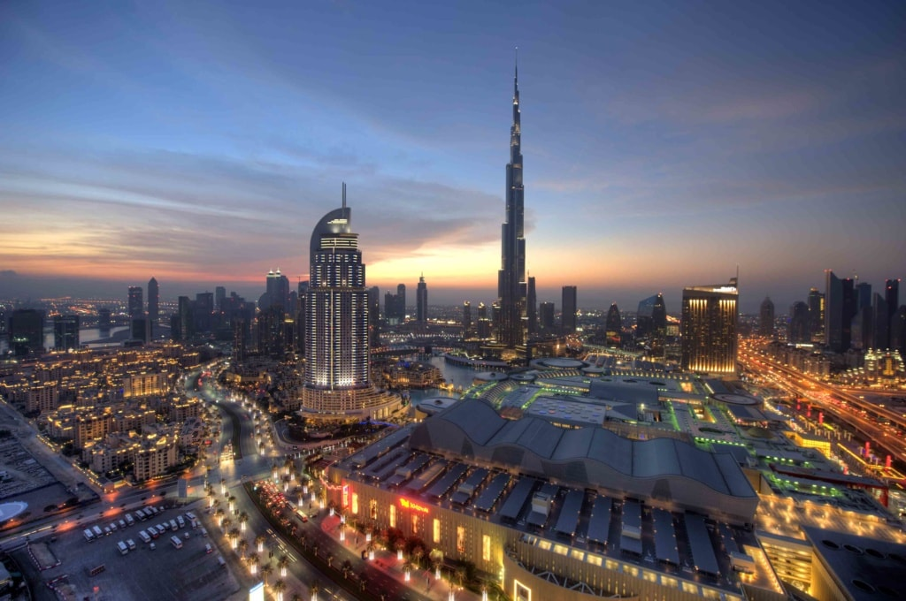 In Dubai lässt sich zwischen den Hochhausschluchten allerhand entdecken.