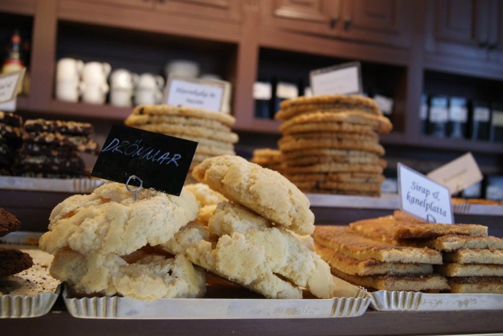 Rundreise mit der MS Eurodam: Bäckerei in Göteborg