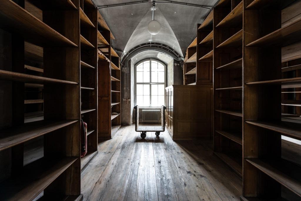 Literaturmuseum in der Johannisgasse in Wien