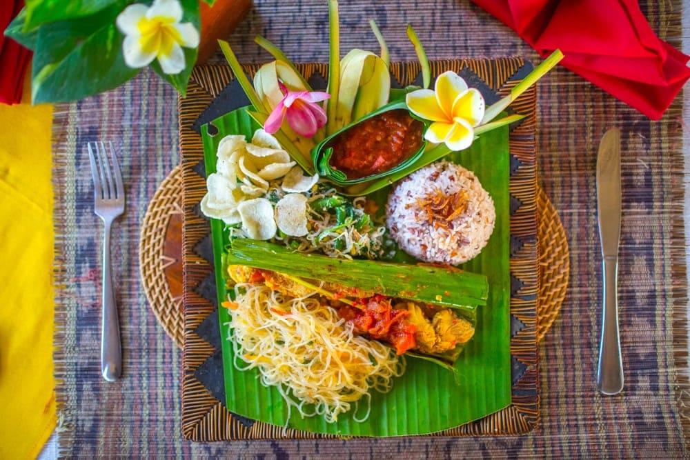 Reise-Guide Bali: Essen auf der Insel