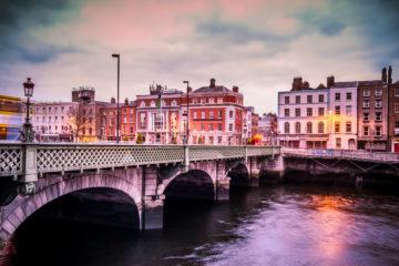 Sehenswürdigkeiten in Dublin: Grattan Bridge