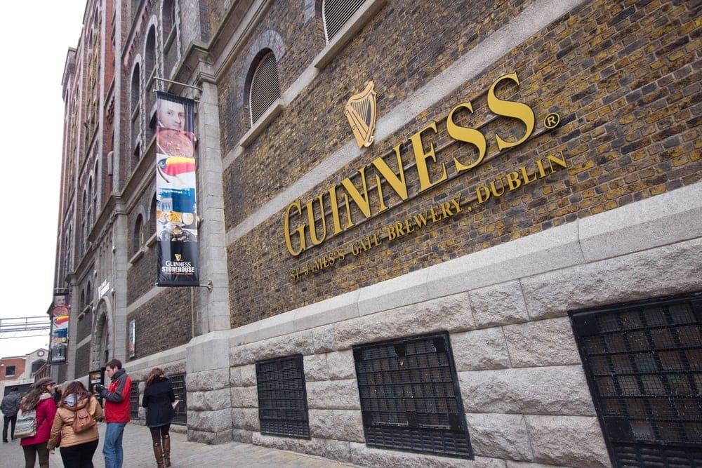 Sehenswürdigkeiten in Dublin: Guiness Storehouse