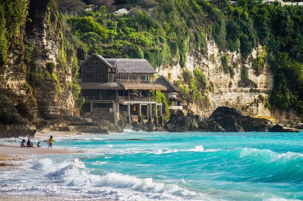 Reise-Guide Bali: Haus am Meer