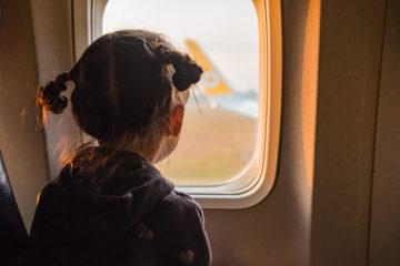 Allein reisende Kinder: Betreuung während der gesamten Reisezeit