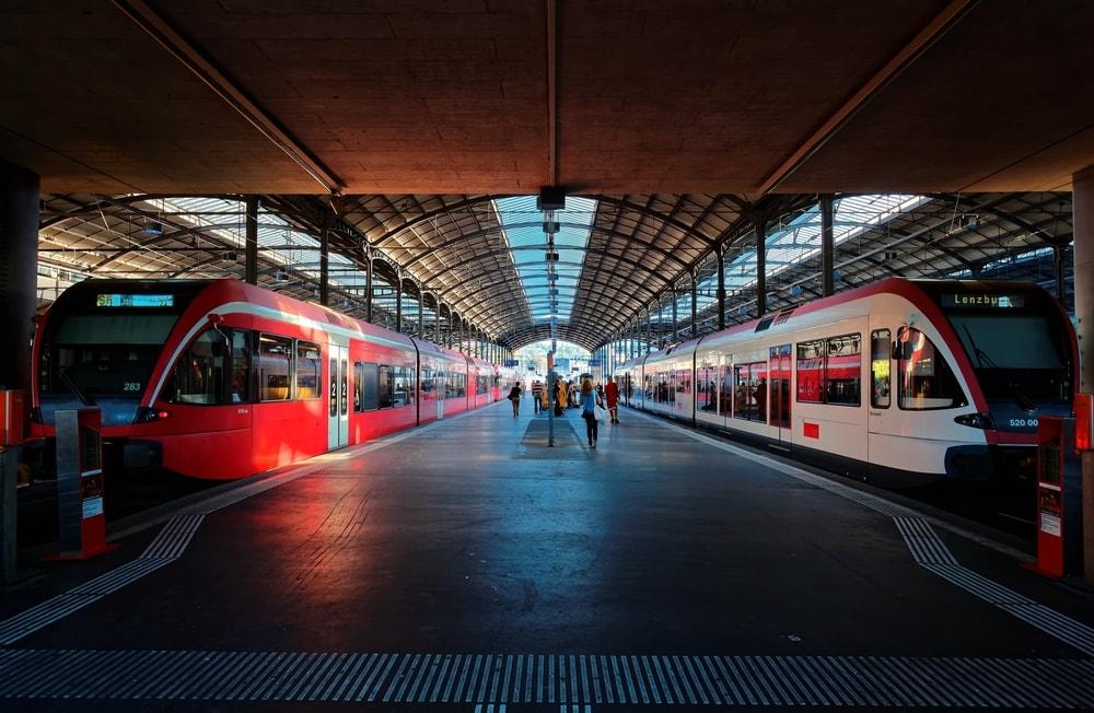 Bahnhof von Luzern
