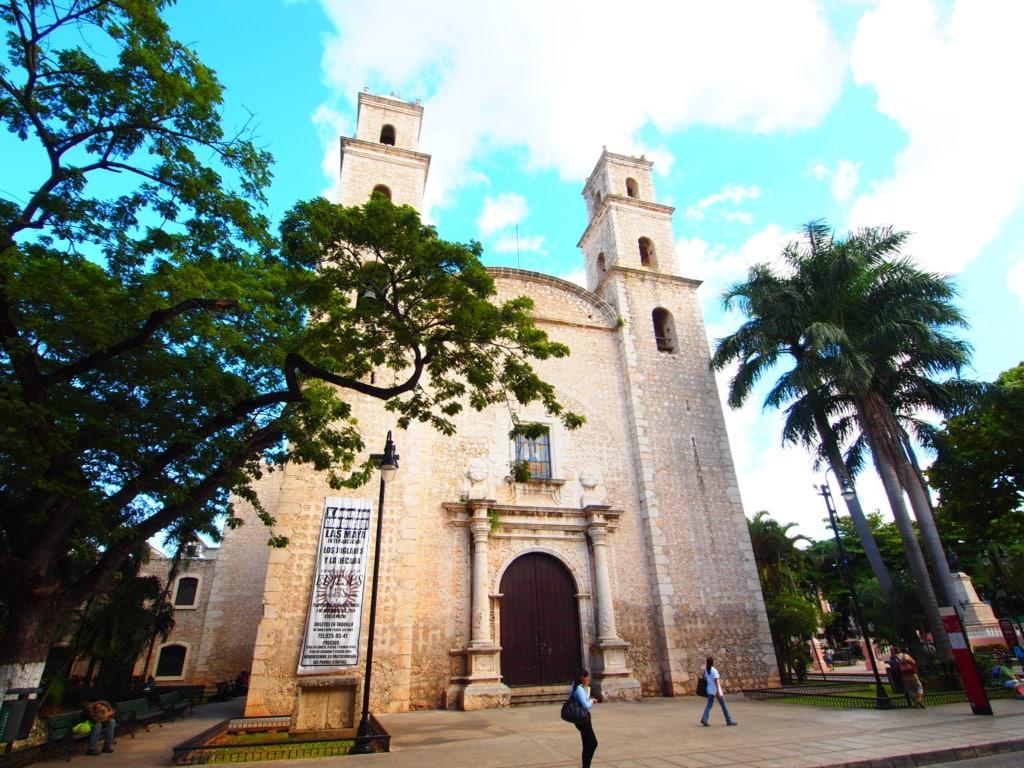 Kathedrale von Merida - Südmexiko