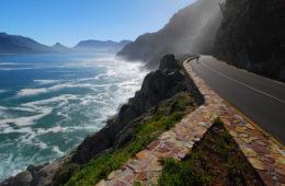Radfahren in Südafrika: Chapmans Peak Drive