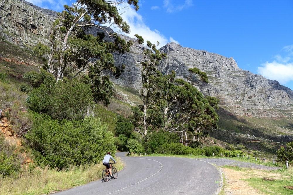 Radfahren in Südafrika: Rund um den Tafelberg
