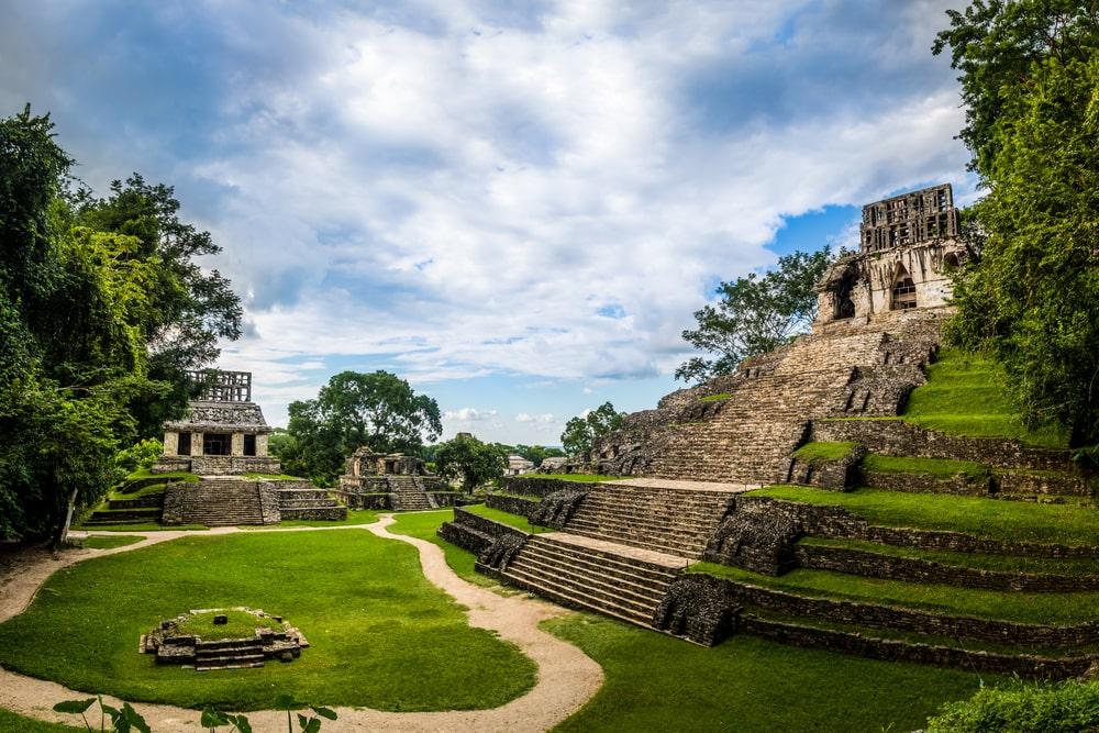 Palenque: Maya-Stätte im Süden mexikos