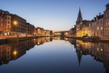 River Lee in Cork City