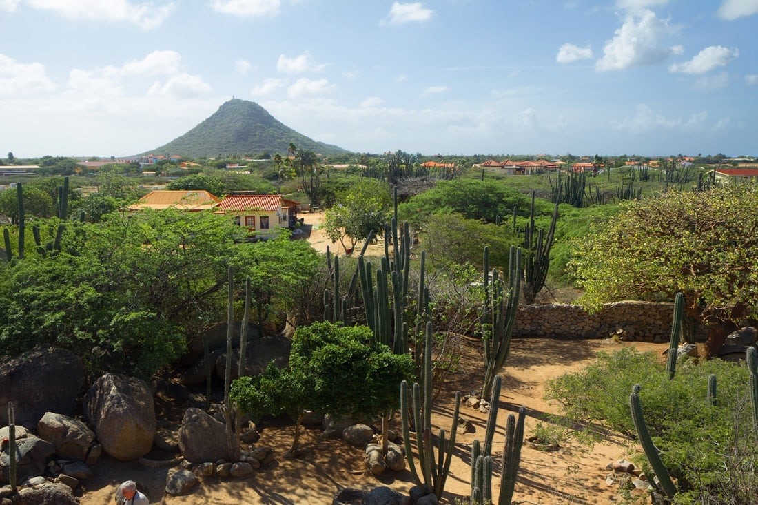 Arikok Nationalpark auf Aruba