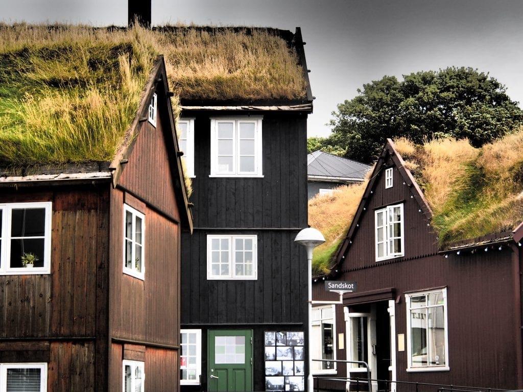 Hauptstadt Tórshavn