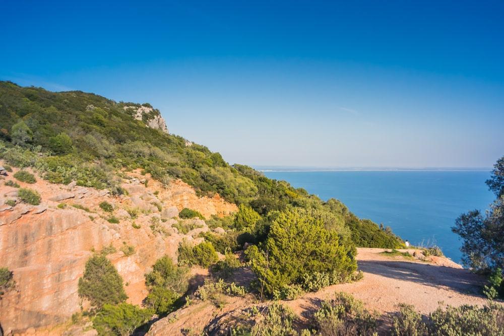 Ausflüge außerhalb von Lissabon: Parque Natural da Arrabida