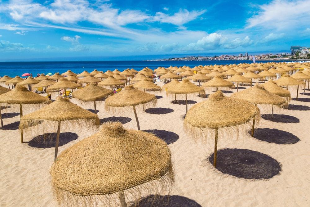 Ausflüge außerhalb von Lissabon: Strand von Estoril