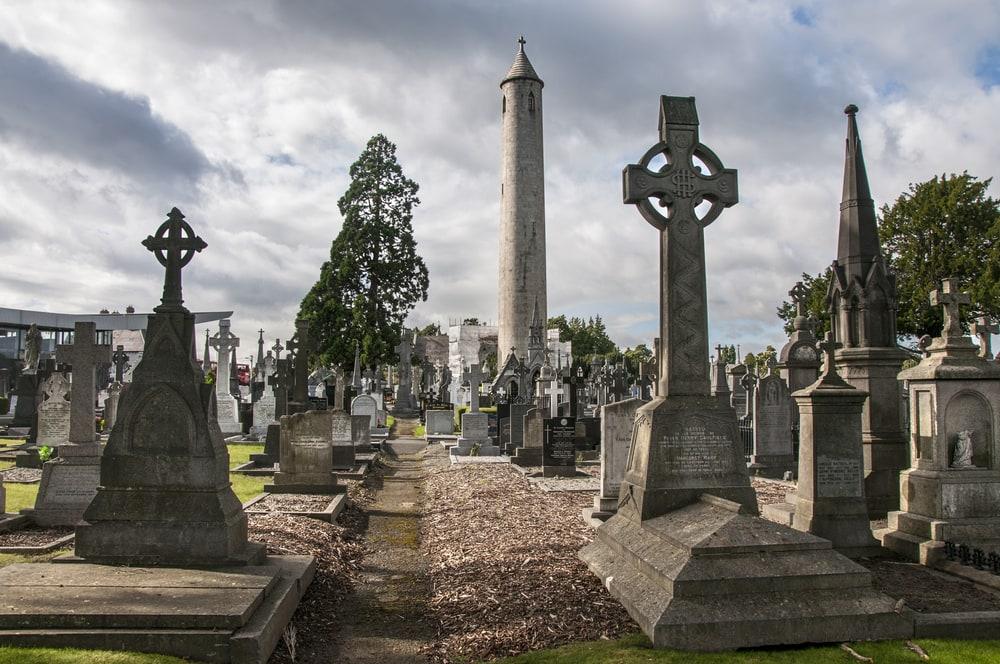 Attraktionen in Dublin: Glasnevin Cemetery Museum