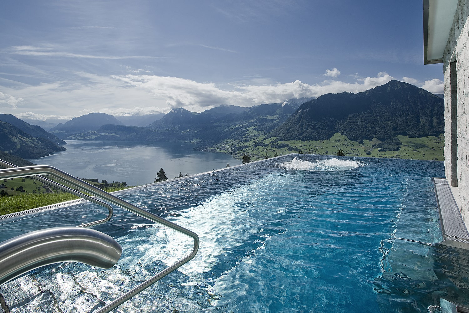 Die Schonsten Infinity Pool Hotels In Den Alpen Reisen Exclusiv
