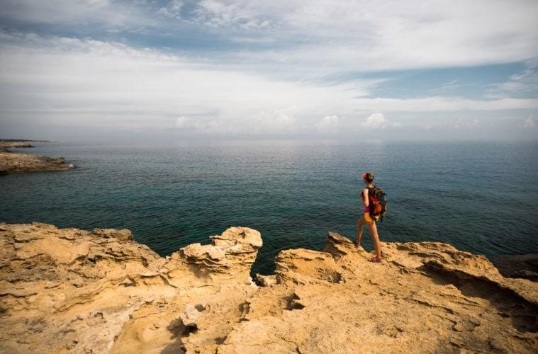 Wandern auf Zypern: unterwegs im Akamas Peninsula National Park