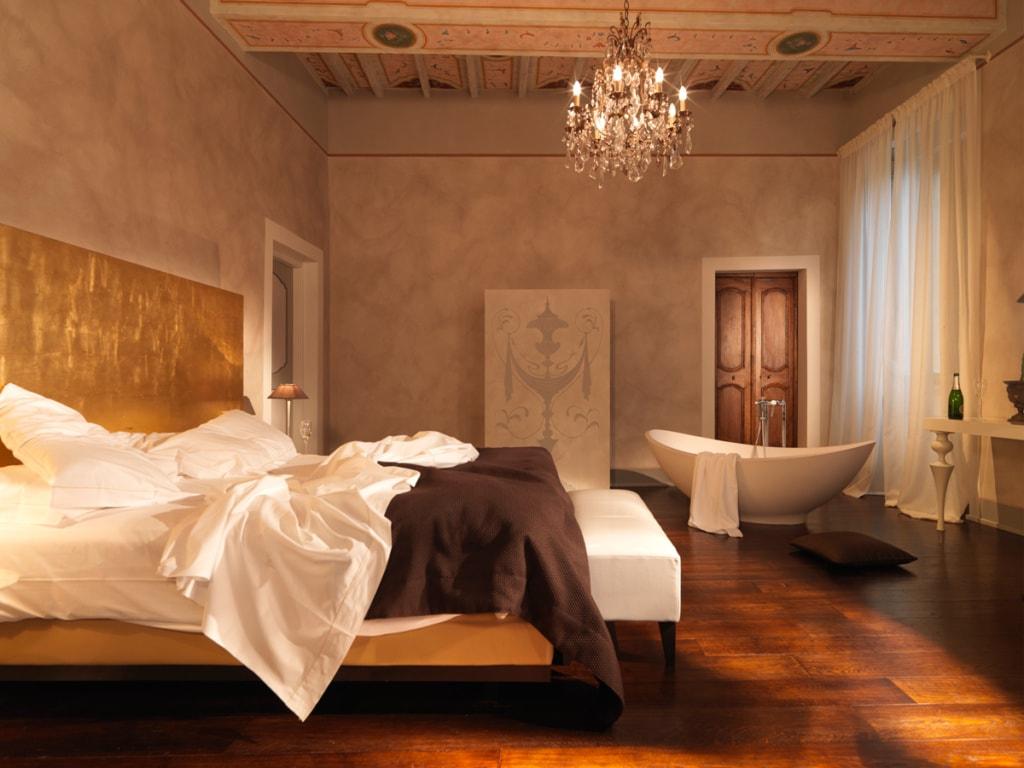 Schönsten Unterkünfte in Umbrien: Zimmer im alazzo Bontadosi