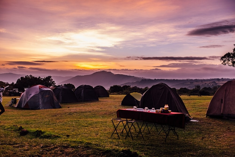 Camp Tansania