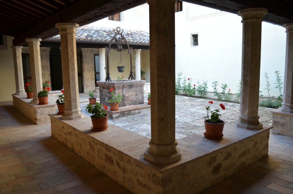 Schönsten Unterkünfte in Umbrien: Convento di Acqua