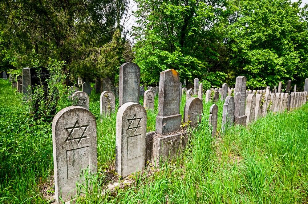 Wiens unbekannte Orte: Jüdische Friedhof