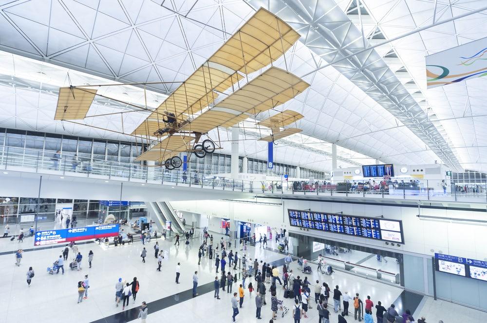 Tipps für Hongkong: Airport der Stadt