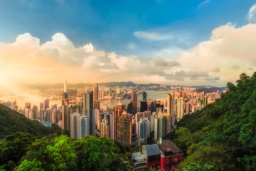 Tipps für Hongkong: Skyline der Stadt