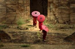 Reise-Knigge Myanmar: Andere Länder, andere Sitten