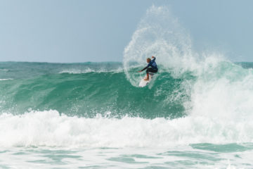 Surfspots bei Lissabon: an der Küste in Ericeira