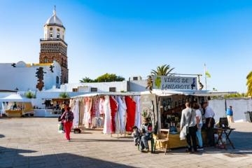 Markt in Teguise, Lanzarote