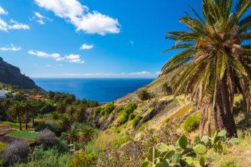 Die Insel La Gomera