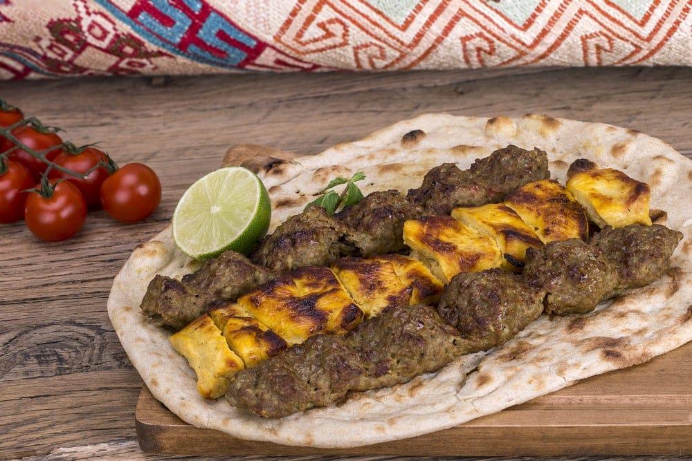 Essen im Iran