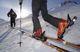 Skilanglauf in den Kitzbüheler Alpen