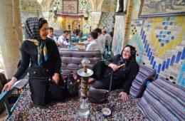 Teehaus in Kerman, Iran