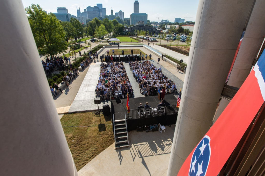 Tennessee State Museum Opening
