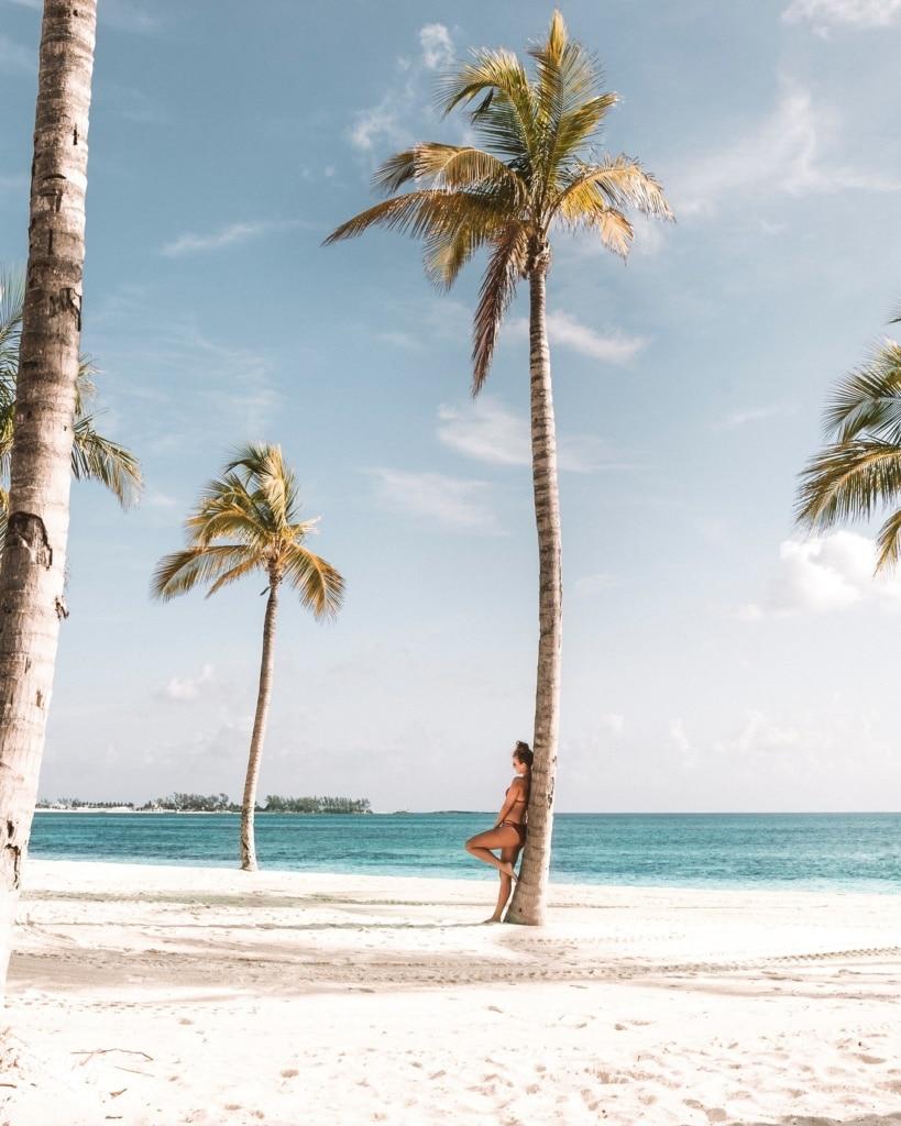Rund um Nassau finden sich einige Traumstrände!