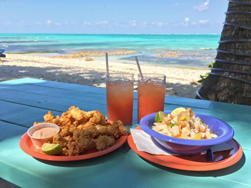 Eine Runde Conch Salad? Das solltet ihr in Nassau probiert haben!