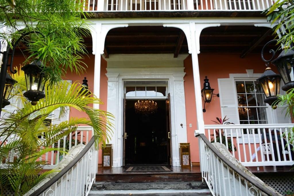 Das Graycliff Hotels ist eines der traditionsreichsten Häuser der Bahamas.