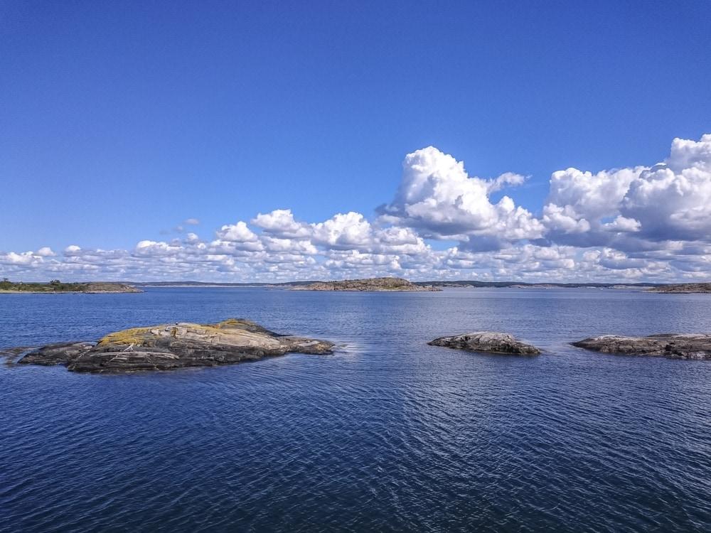 Kosterhavet in Schweden