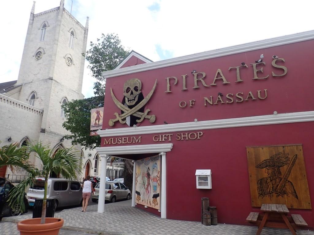 Das Piratenmuseum in Nassau ist ein Muss für alle Jack Sparrow Fans!